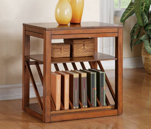 Chair Side Bookcase