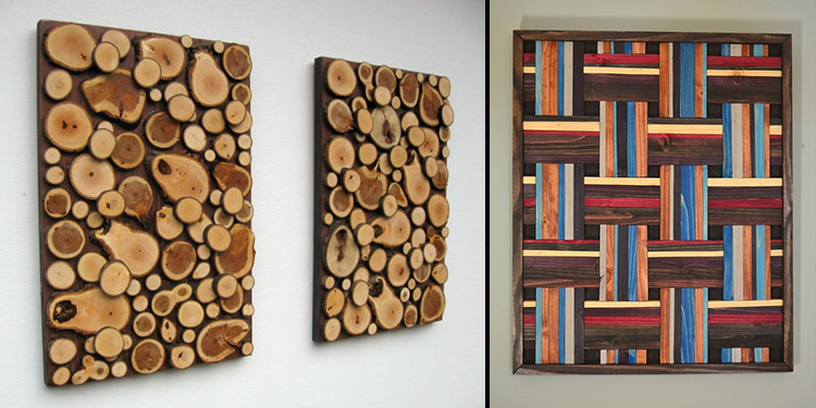 Ideal Decor Wooden Wall Wall Mural : Get inspired with wood wall art ideas my woodworking