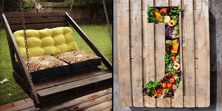 Recycled Pallet Furniture 15 Unique Ideas