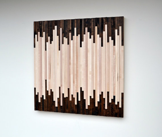 Get inspired with wood wall art ideas my woodworking - Wooden wall decoration ...