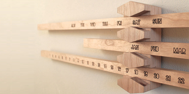 How To Make A Perpetual Calendar