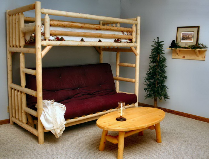 15 Best Bunk Bed Ideas (11)