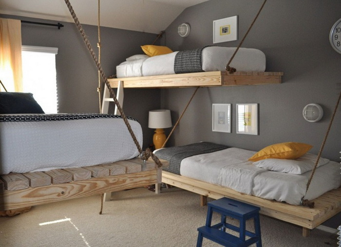 15 Best Bunk Bed Ideas (15)