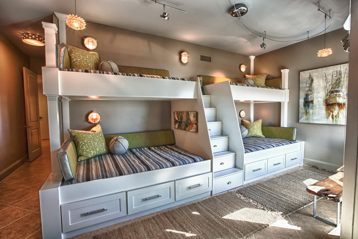 15 Best Bunk Bed Ideas (6)