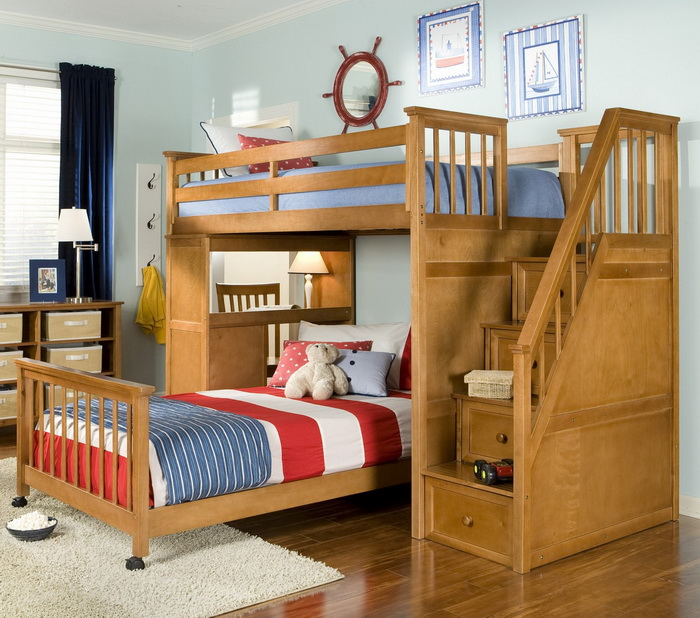 15 Best Bunk Bed Ideas (7)