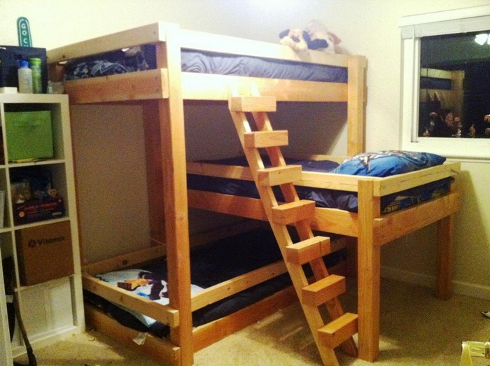 15 Best Bunk Bed Ideas (8)