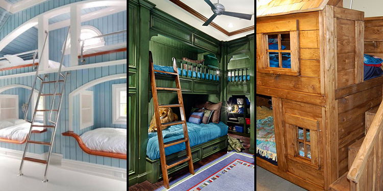 15 Best Bunk Bed Ideas To Get You Inspired