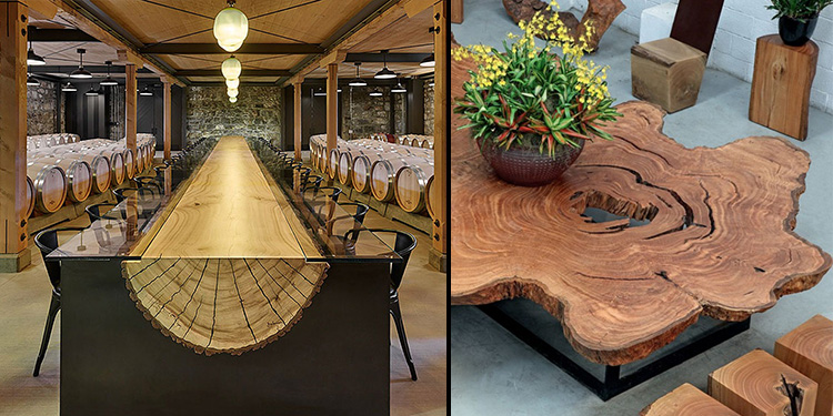 15 Of The Most Awesome Wooden Table Designs Ever