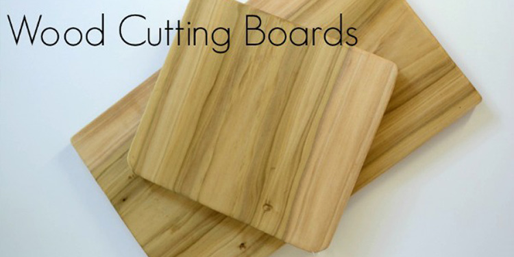 How To Make A Wood Cutting Board
