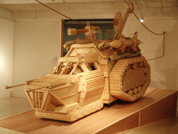 Wooden Technology by Michael Rea 2