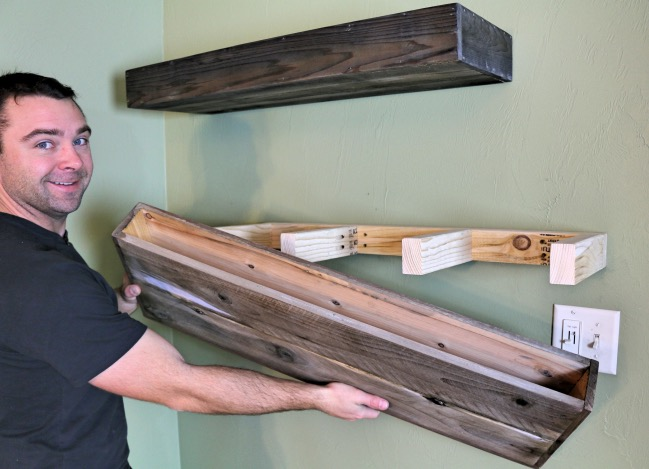 attaching-shelf-wood-floating-shelves