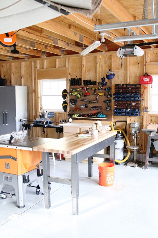 top 8 tips on how to organize your garage or shop my