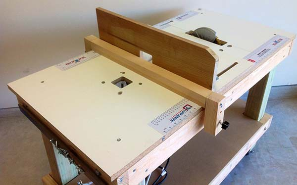 The 3-in-1 Router Table
