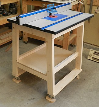 The DIY Router Table