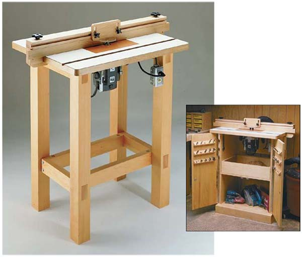 Wood Smith Router Table