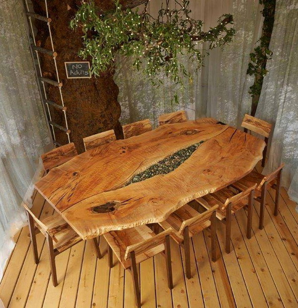 Live Edge Design Inc Table