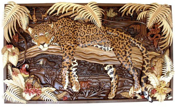 Intarsia Mural by Kathy Wise 1